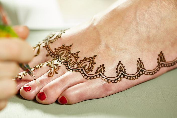 Tatuajes De Henna La Doble Cara Del Tatuaje Temporal Dolor Dulce